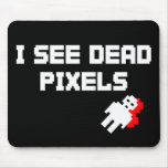 Sarah Marshall Dead Pixels Mouse Mats