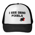 Sarah Marshall Dead Pixels Trucker Hat