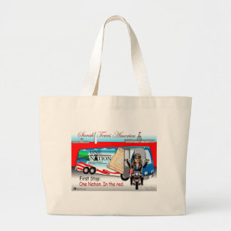 Sarah One Nation Canvas Bags