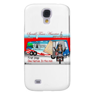Sarah One Nation Samsung Galaxy S4 Cases