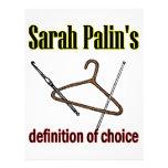 Sarah +opción membrete