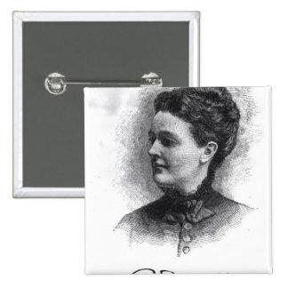 Sarah Orne Jewett Button