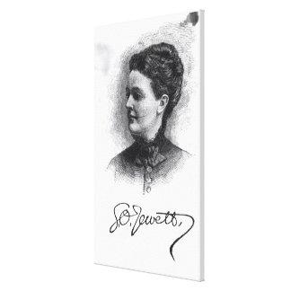 Sarah Orne Jewett Impresión En Lienzo
