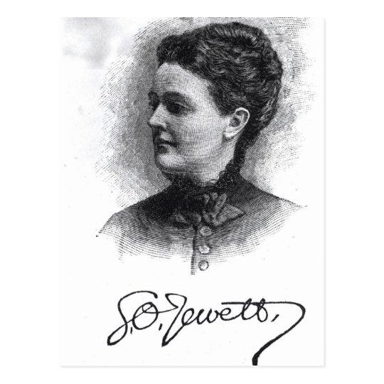 Sarah Orne Jewett Postcard
