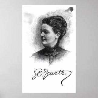 Sarah Orne Jewett Póster
