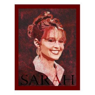 Sarah Palin - 2008 Vice President Postcard