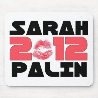 Sarah Palin 2012 Alfombrilla De Ratón