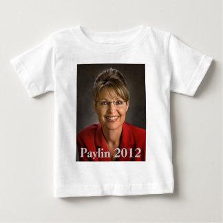 Sarah Palin 2012 Baby T-Shirt