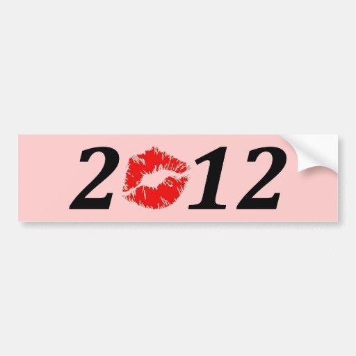 Sarah Palin: 2012 Bumper Stickers