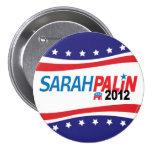 Sarah Palin 2012 Buttons