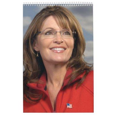 Sarah Palin 2012 calendarios de pared