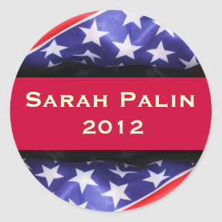 Sarah PALIN 2012 Campaign Sticker