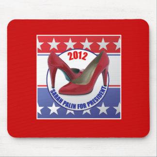 Sarah Palin 2012 - candidato presidencial Tapete De Raton