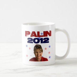 Sarah Palin 2012 Coffee Mug