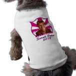 Sarah Palin 2012 Doggie Tee Shirt