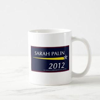 Sarah Palin 2012 Funny Coffee Mug