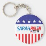 Sarah Palin 2012 Key Chains