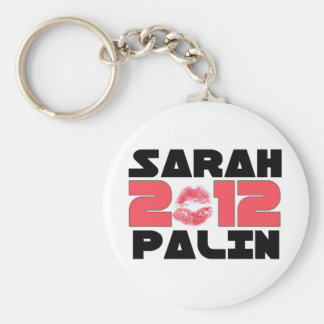 Sarah Palin 2012 Keychain