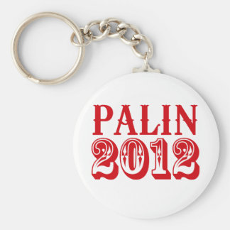 SARAH PALIN 2012 LLAVERO REDONDO TIPO PIN