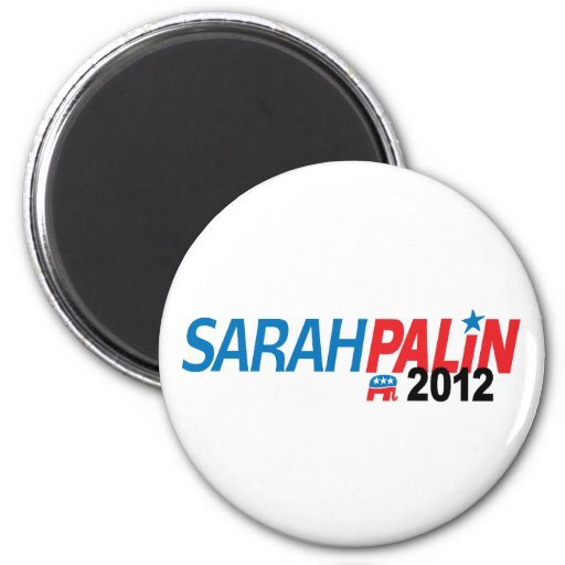 Sarah Palin 2012 Magnets