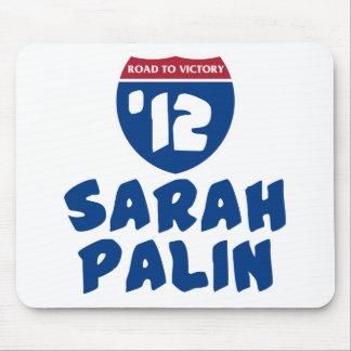 Sarah Palin 2012 Mouse Pads