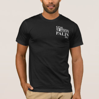 Sarah Palin 2012 - One Nation T-Shirt
