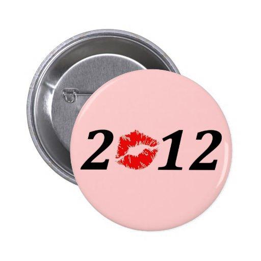 Sarah Palin: 2012 Pin Redondo 5 Cm