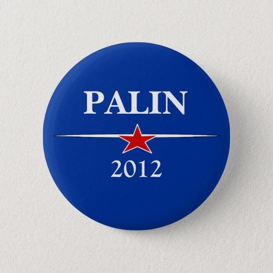 Sarah Palin - 2012 Pinback Button