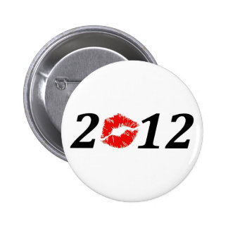 Sarah Palin: 2012 Pinback Buttons