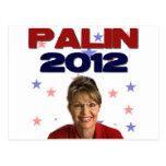 Sarah Palin 2012 Postal