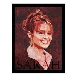 Sarah Palin - 2012 Presidential Candidate Postcard