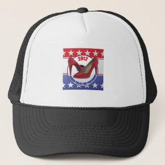 Sarah Palin 2012 - Presidential Candidate Trucker Hat