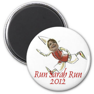 SARAH PALIN 2012 PRESIDENTIAL ELECTION 2 INCH ROUND MAGNET