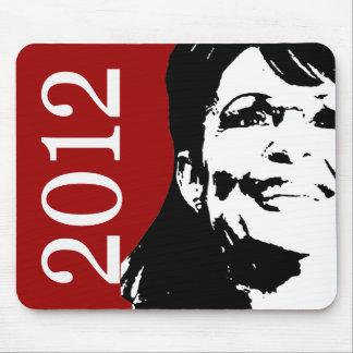 Sarah Palin 2012 Alfombrilla De Raton