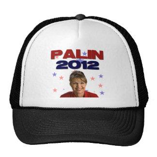 Sarah Palin 2012 Trucker Hat