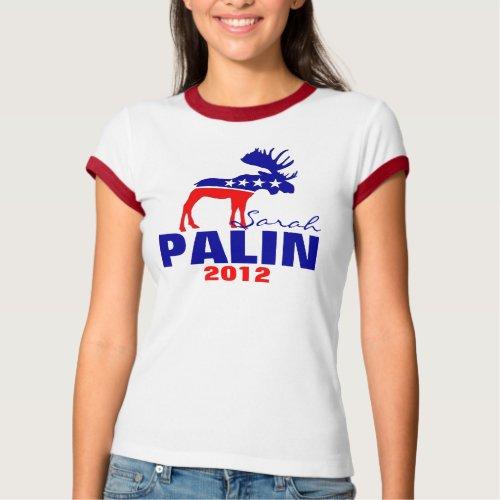Sarah Palin 2012 shirt