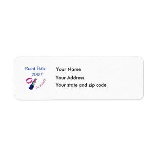 Sarah Palin 2012? You Betcha!!! Address Labels