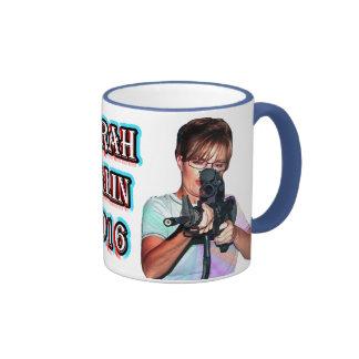 Sarah Palin 2016 Tazas De Café