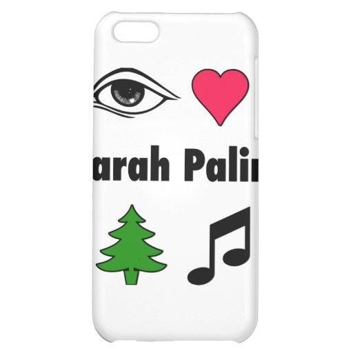 Sarah Palin ama música country