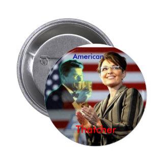 Sarah Palin: American Thatcher Pin