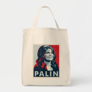 Sarah Palin Bolsa Tela Para La Compra