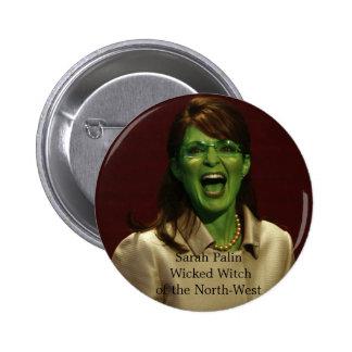 Sarah Palin: Bruja traviesa del botón del noroeste
