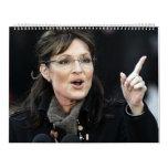 Sarah Palin - calendario perpetuo