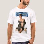 ¡Sarah Palin - cambie para mí! Camiseta
