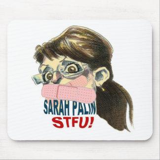 Sarah Palin caricature Mouse Pad