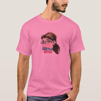 Sarah Palin caricature t-shirt