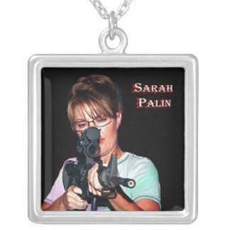 Sarah Palin Colgante Cuadrado