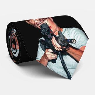 Sarah Palin con el rifle Corbatas