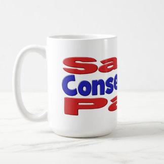 Sarah Palin Conservative Mug