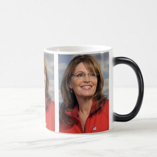 Sarah Palin Cover Girl Going Rogue Coffee Mug